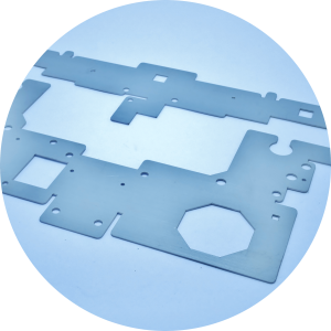 INDUSTRIAL MACHINERY PRECISION SHEET METAL PARTS